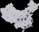 顶呱呱已在成都、上海、广州、深圳、武汉、重庆、杭州、郑州、佛山、宜昌、长沙、石家庄、东莞等城市设立了十余家省外分公司……